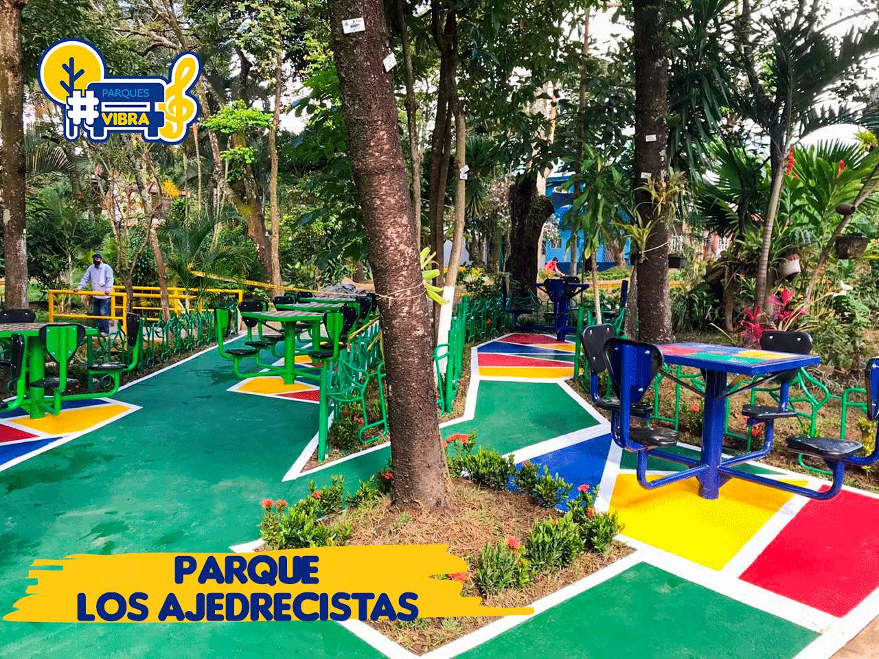 Parque Los Ajedrecistas